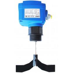 """RN 4001 tasapinnaandur, 24DC, plastikust tiivik, plastikkorpus, L,160mm, G1½"""" alumiinium"""