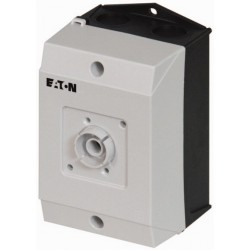 CI-K1-T0-4 plastkarp, K*L*S 137*80*95mm, pinnapealne, hall/must, IP65, T0-3(4)-.../Z jaoks