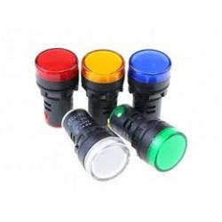 PL008003 signaallamp, kollane