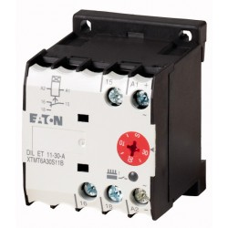 DILET11-30-A Timing relay, 1W, 1.5-30s, on-delayed, 24-240VAC/DC