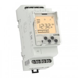 SHT-3/UNI 12-240Vac/dc time relay