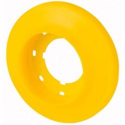 M22-XPV60-Y-24 illuminated ring, LED, D-60mm, 24VAC/DC, yellow