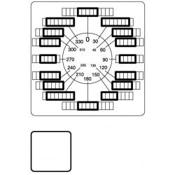 FS(953)-T0 plaat