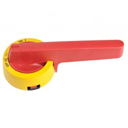 LK13 Y/R handles yellow/red