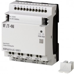 EASY-E4-UC-16RE1 laiendusmoodul 12/24VDC, 24VAC, 8 inputs, 8 relay outputs