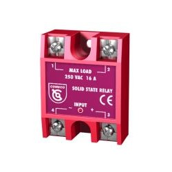 SSRP relee, 4-36DC, 40A
