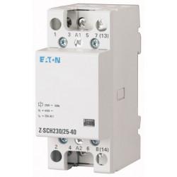 Z-SCH230/25-31 (230VAC) moodulkontaktor, 25A