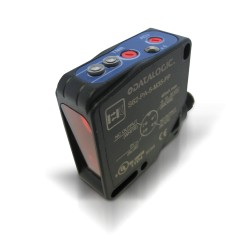 S62-PA-5-A01-PN fotoandur, 10-30DC, 50x50x18mm plastikkorpus, reflektorilt peegulduv, 0,1...13m, PNP/NPN, M12 pistik, IP67