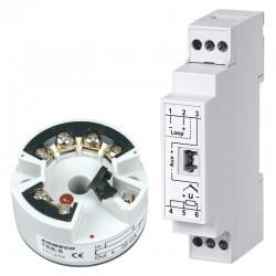 TRB-C temperatuurimuundur, 8-32DC, 4-20mA, DIN-liistule