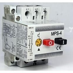 MPS-0,6 mootorikaitselüliti, 0,4...0,6A, nuppudega