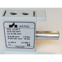 KKL 1x120T.1 klemm_ 16-120mm² Al/Cu