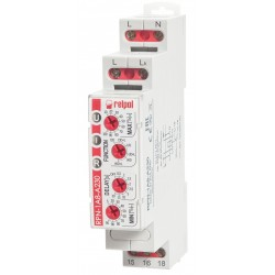 RPN-1A8-A230 voolurelee, 230AC, 8A, 1CO
