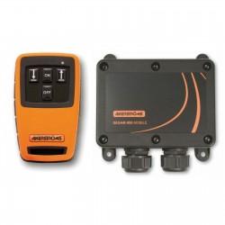 SESAM 800 Mobile Winch 4 komplekt, 12-24DC, 869MHz