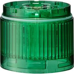 LED signal tower, Ø60mm, 24DC, LED unit, green, IP65