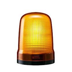 SF08 signaaltuli, oranž, 12-24DC, vilkuv, pöörlev või pulseeriv, IP66