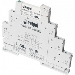 PIR6W-1P-24VAC/DC интерфейсное реле_ 6A
