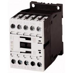 DILM7-10 (110VAC) kontaktor, 7A, 3kW, 1NO abikontakt