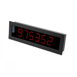 B26-485-H-R-0-0-0 display, 85-265AC/DC, 135x436mm, IP65/20
