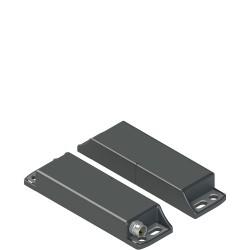 SR BD42ALK-B02F kodeeritud magnetandur aktuaatoriga_ 1NO+1NC_ töökaugus 8mm_ plastkorpus_ M8 pistik