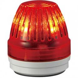LED Signal Light 57mm,24V DC,red