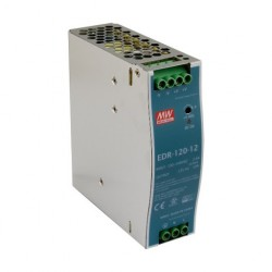 EDR-120-12 toiteplokk, DIN, 12DC, 10A, 120W