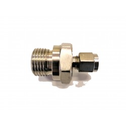 """d,6mm, G½"""", AISI316 Thermowell for temperature sensor 6mm,"""