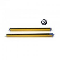 SG2-90-090-OO-X safety light curtain, arm series, h 900mm, autoreset