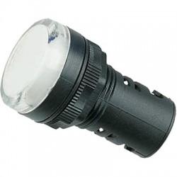 PLML5L220 signaallamp LED 220 Valge