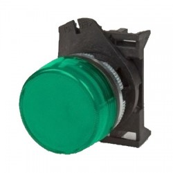 PLSL2 signaallamp Roheline