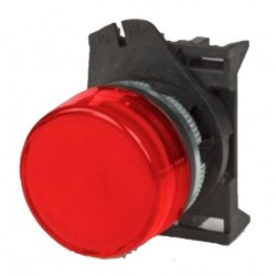 PLSL1 signaallamp, punane