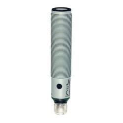 UK1C/E2-0EUL ultraheliandur, 15-30DC, M18 plastikkorpus, 100-900mm, 4-20mA, M12 pistik, IP67