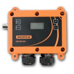 Vastuvõtja SESAM 800 RXD_ 230AC_ 3 relee_ 869MHz_ LCD-ekraaniga