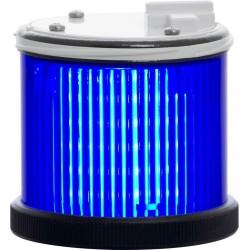 TWS LED S valgusmoodul_ sinine_ 24AC/DC_ 70mm_ põlev_ hall korpus_ IP65
