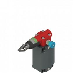 FD 2083 Тросовый предохранительный выключатель со сбросом 1NO+2NC_ slow action