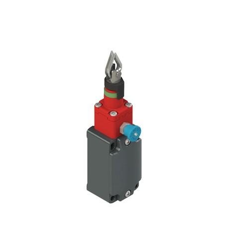 FD 2078-T6 turvalüliti_ 1NO+2NC_ metallkorpus_ slow action_ kuni -40°C