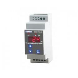 ESM-1510-N temperatuurikontroller din-liistule_ 24AC/DC_ ON/OFF_ küte või jahutus_ 1 x relee (5A)_ -50C...+400C_ IP20