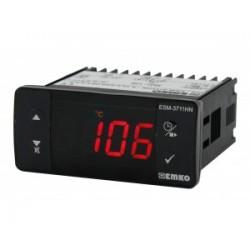 ESM-3711-HN temperatuurikontroller_ 24AC/DC_ ON/OFF_ küte_ 1 x relee (16A)_ -50C...+400C_ buzzer_ IP65/20