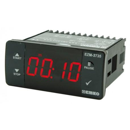 EZM-3735 programmeeritav taimer_ 10-30DC_ relee 16A_ IP65/20