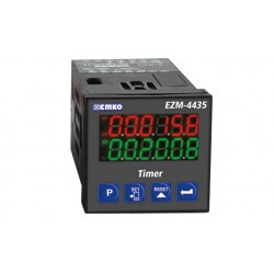 EZM-4435 programmeeritav taimer_ 230AC_ relee 5A_ IP65/20