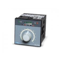 EZ-7750 analoogskaalaga taimer_ 230AC_ relee 5A või transistor_ sekund/minut_ ON/OFF viivitus_ IP65/20
